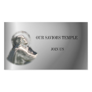 Jesus ~ Biz card Business Card