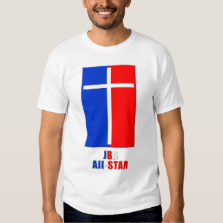 Jesus Bless America All-Star Shirt