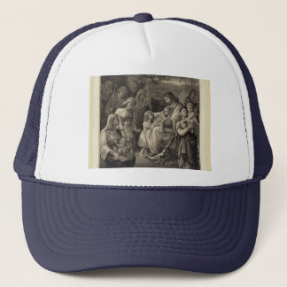 Jesus Blessing hat