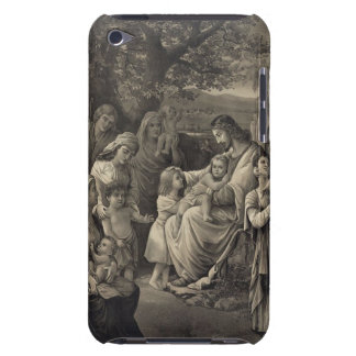 Jesus Blessing iPod case