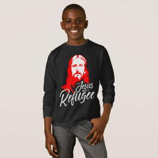 Jesus Boy's Dark Long Sleeve T-Shirt