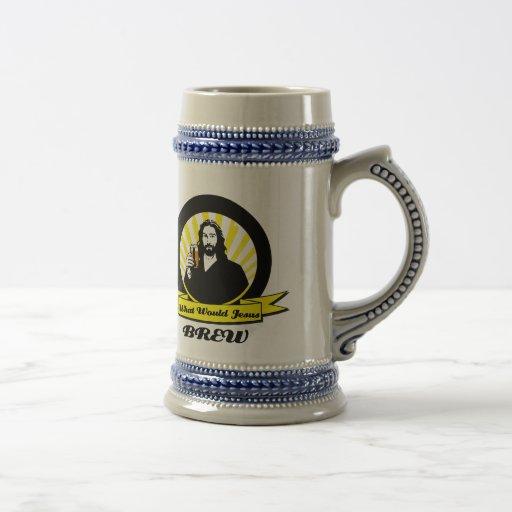 Jesus Brewing Company Beer Steins