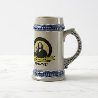 Jesus Brewing Company Taza