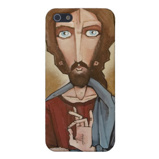 Jesus Burger Speck Case Case For iPhone 5/5S
