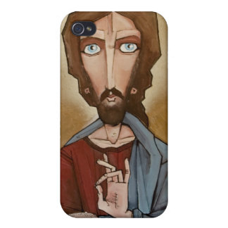 Jesus Burger Speck Case iPhone 4/4S Cover