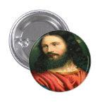 Jesus button 1 inch round button