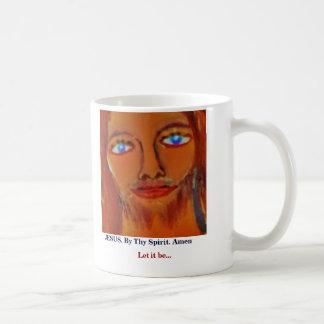 JESUS, BY THY SPIRIT(GOD'S WILL) COFFEE MUG