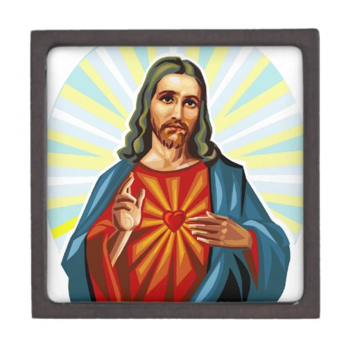 Jesús Caja De Joyas De Calidad