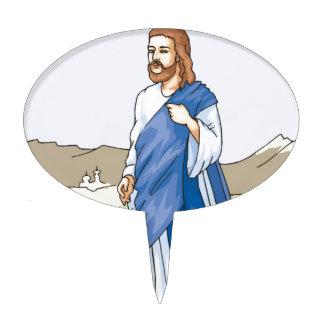 Jesus Cake Pick