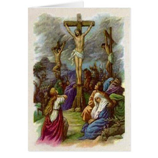 Jesús-calvary Tarjetas
