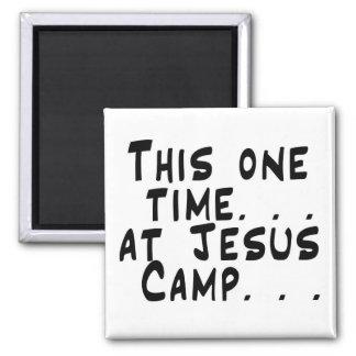 Jesus Camp Magnet