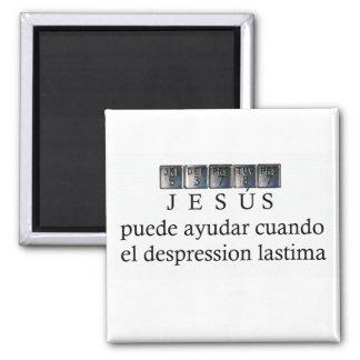 Jesus can help Magnet
