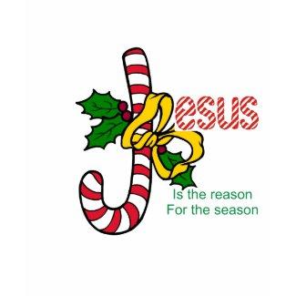 Jesus Candy Cane shirt