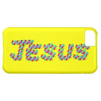 JESÚS - caras sonrientes Carcasa Para iPhone 5C