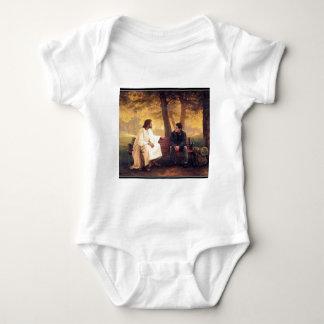 Jesus Cares For Me Baby Bodysuit