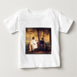 Jesus Cares For Me Baby T-Shirt