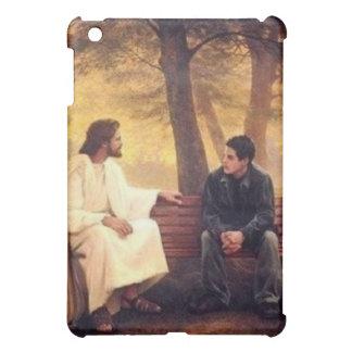 Jesus Cares For Me iPad Mini Cases