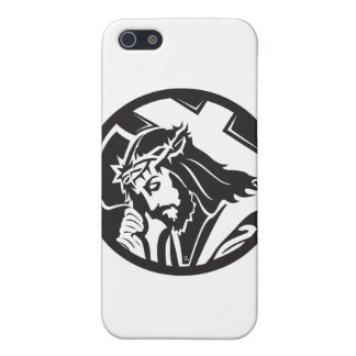 Jesus Carrying The Cross Case For iPhone 5