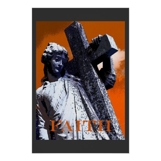 Jesus Carrying the Cross Poster