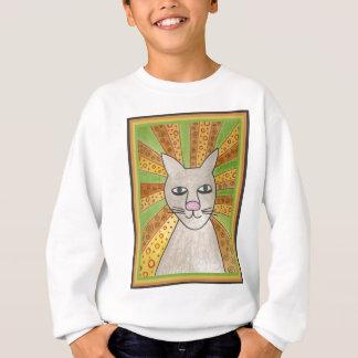 Jesus Cat Superstar Sweatshirt