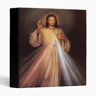 Jesus Christ 3 Ring Binder