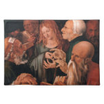 Jesus Christ among the Doctors Cloth Placemat