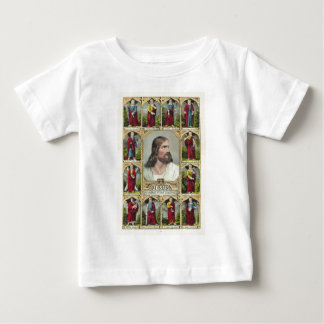Jesus Christ and the Twelve Apostles Christianity T-shirts