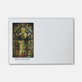 Jesus Christ Arms Outstretched Post-it Notes