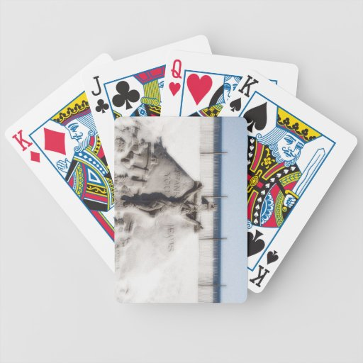 JESUS CHRIST BICYCLE PLAYING CARDS