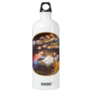 JESUS CHRIST BIRTH WATER BOTTLE