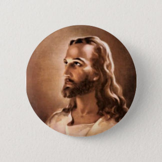 Jesus Christ Button