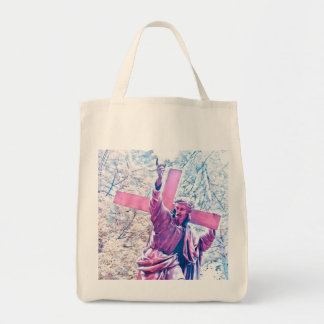Jesus Christ Christian Cross Bag