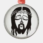 Jesus Christ Christmas Tree Ornament