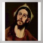 Jesus Christ circa 1580-1585 Poster