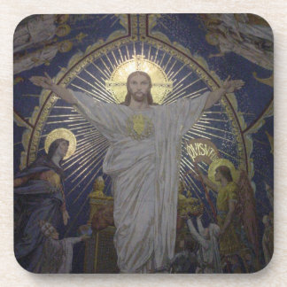 Jesus Christ Coasters