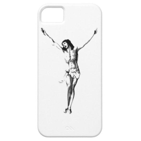 Jesus Christ Cross iPhone SE/5/5s Case
