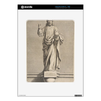 Jesus Christ Decal For The iPad