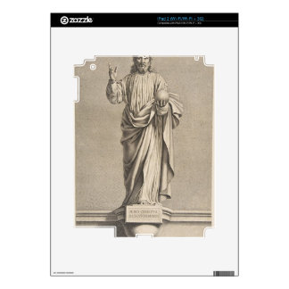 Jesus Christ Decal For The iPad 2