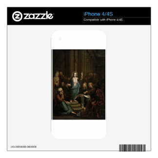 jesus christ decals for the iPhone 4S