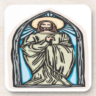 Jesus Christ Drink Coaster