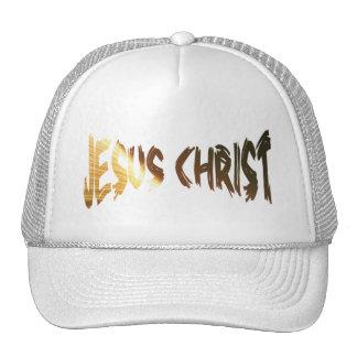 Jesus Christ effet Lumière Mesh Hat