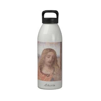 Jesus Christ Faith Hope Love Destiny Water Bottles