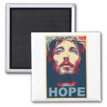 Jesus Christ Hope Magnet