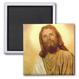 Jesus Christ I Am The Way Magnet
