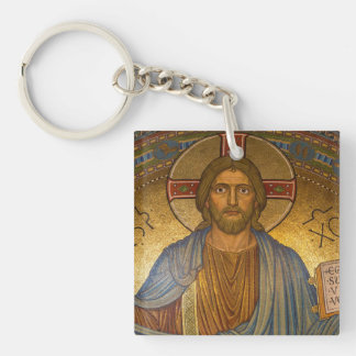 Jesus Christ IC XC Acrylic Keychain