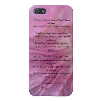 Jesus Christ. iPhone 5 Case for Christians