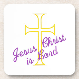 Jesus Christ is Lord Coaster