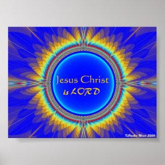 Jesus Christ is LORD Print