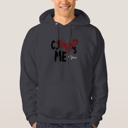 Jesus Christ Loves Me and You Christian Hoodie