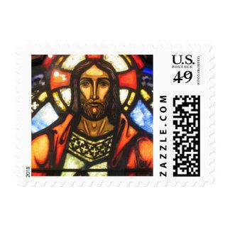 Jesus Christ Loves Me Stamps